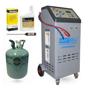 KraftWell KRW134ASA_set Комплект для обслуживания кондиционеров на базе KRW134ASA