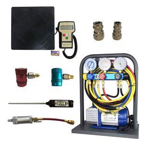 KraftWell KRW134ALC_set Комплект для обслуживания кондиционеров