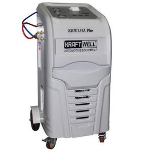 KraftWell KRW134A PlusPR Станция автоматическая для заправки автомобильных кондиционеров