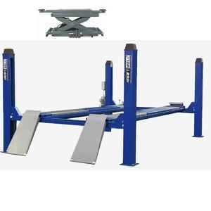 Комплект для сход-развала KraftWell KRW5.5WA_blue+KRWJ7P