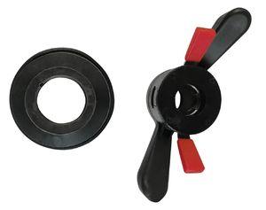 KraftWell T36X3OLD Гайка быстрозажимная D=36 мм