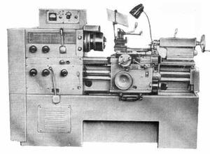 16Г16 -  Станки токарно-винторезные