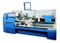 16К20/1000 - Токарно винторезный станок, d=400 мм., RMC=1000 мм.