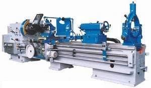 16К40/8000 - Универсальный токарный станок, d=800 мм, RMC=8000мм.