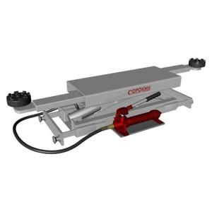 Подъемник автомобильный гидравлический СОРОКИН c ручным приводом 2т