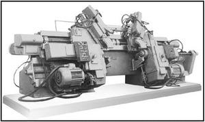 1А833 - Станок колесотокарный