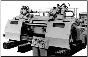 КЖ-1832 - Станок колесотокарный