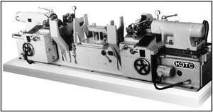 КЖ-1840 - Станок колесотокарный