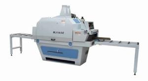QMJ143E (MRS120) - Многопильный станок (Мax  высота 120 мм, min высота 10 мм )