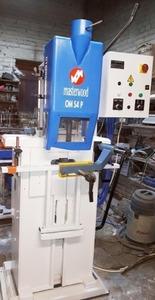 Цепно долбежный станок MasterWood OM S4P б/у Италия, ремонт декабрь 2017