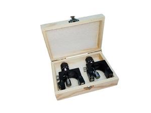Магнитное устройство для выставления ножей в ножевых барабанах