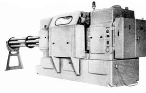 1А240-4 - Токарные автоматы многошпиндельные  горизонтальные