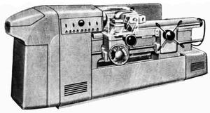 1А340 - Токарные автоматы одношпиндельные продольного точения