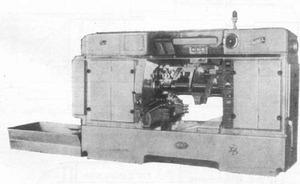 1Б290-6К - Токарные автоматы многошпиндельные  горизонтальные