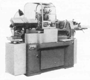 1Д25В - Токарные автоматы одношпиндельные продольного точения