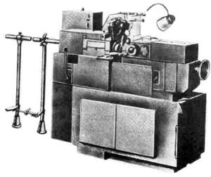 11Ф16 - Токарные автоматы одношпиндельные продольного точения