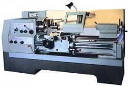 1К62/1000- Токарно винторезный станок, d=400 мм., RMC=1000 мм.