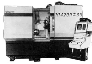 1П420ПФ30 - Полуавтоматы токарно-револьверные