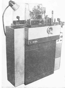 1В06А - Токарные автоматы одношпиндельные продольного точения