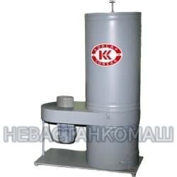 Установка вентиляционная пылеулавливающая УВП-2000 А, рис.1