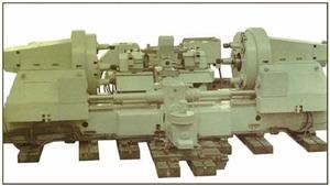 1836A - Станок колесотокарный