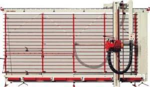 CPM 20/40 - Вертикальный форматно-раскроечный станок (Макс. длина реза 4000 мм )