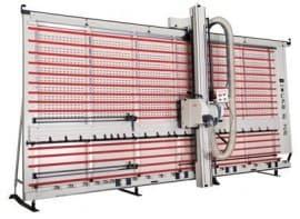 CPME 2B 20/40 - Вертикальный форматно-раскроечный станок (Макс. длина реза 4000 мм)