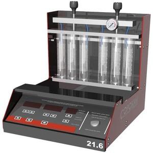 Оборудование для автосервисов СОРОКИН Стенд для тестирования и очистки 6-ти форсунок со встроенной УЗВ