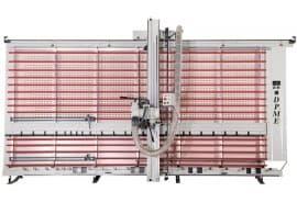 DPME 21/41 - Вертикальный форматно-раскроечный станок (Макс. длина реза 4100 мм )
