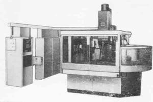 21104Н7Ф4 - Вертикально-сверлильный  станок
