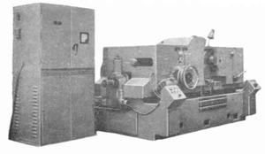 3185 - Бесцентрошлифовальный станок