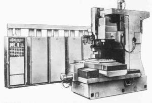 2254ВМ1Ф4 - Станки многоцелевые вертикальные фрезерные