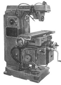 6Р80 - Станки горизонтально-фрезерные консольные