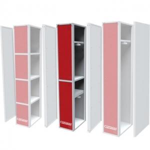 СОРОКИН Шкаф одёжный двухсекционный (без боковых стенок)