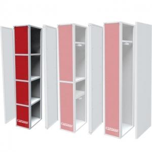 СОРОКИН Шкаф одёжный четырехсекционный (без боковой стенки)