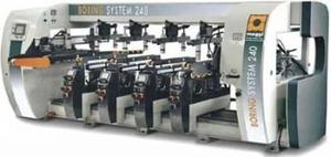Сверлильно-присадочный станок Boring System 240 5V ( Количество групп гор., 2 шт., верт., 10 шт. )