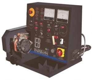 Электрический стенд для проверки генераторов и стартеров TopAuto EB380