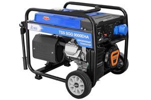 Бензогенератор TSS SGG 9000 EHA