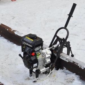 Станок портативный рельсосверлильный с бензиновым двигателем МРС-БК