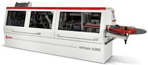 Кромкооблицовочный автоматический станок Scm Group Olimpic K 360 T-ER1