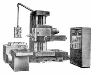 2611МФ2 - Горизонтально-расточные станки