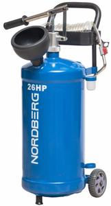 Ручная установка для раздачи масла Nordberg 26HP