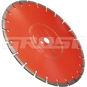 Диск по бетону для швонарезчика D350 мм (350*25,4*3,2*10) GrOSТ