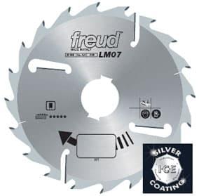 Пила дисковая LMO7. Freud для многопильных станков