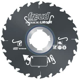 Пила дисковая LM02R. Freud для многопильных станков