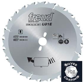 Пила дисковая LU1E. Freud универсальная