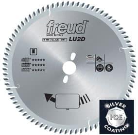 Пила дисковая LU2D. Freud для форматно-раскроечных станков