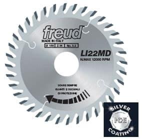 Пила дисковая LI22MD/LI22MS. FREUD подрезной серии LI