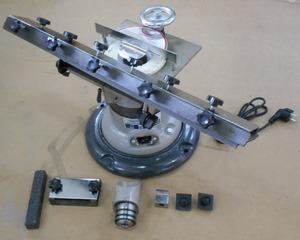 Станок для заточки плоских ножей, стамесок и свёрл Ltt WT-650