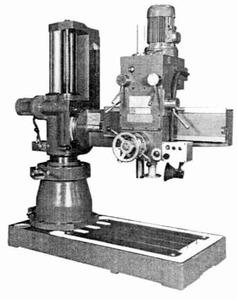 2550Ф2  - Радиально-сверлильный  станок